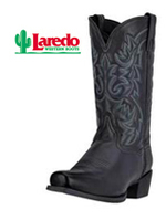 Men's Laredo Bryce Black 68440