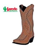 Men's Laredo Laramie Snip Toe Western Boots 68432