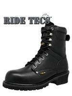 """Men's Ride Tecs  9"""" Waterproof Super Logger 9494"""