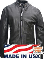 Women's Walter Dyer Scooter Heavy Leather