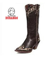 Crush by Durango Chocolate Scroll Western RD3203