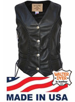 Walter Dyer Ladies' Dime Vest