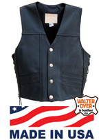 #1 Walter Dyer Men's Two Pocket Vest HD69