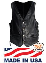 Garbie Vest-with Side Lacing