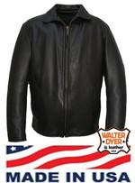 Walter Dyer Men's 250 Casual Jacket (black)