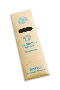 Tri Doshas - Jatamansi - Natural Hand-made Incense