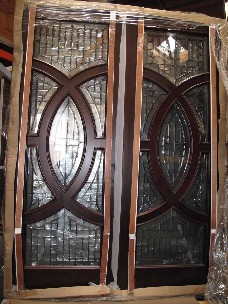 Discount Door Center Solid Wood Entry Doors Exterior Wood Doors
