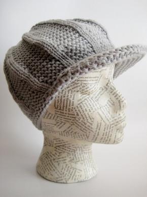 Cool visor hat
