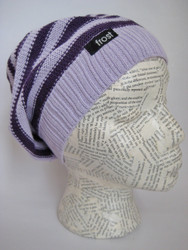 Slouchy beret hat for girls