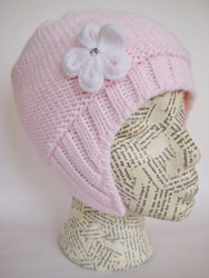 Aviator Beanie for Girls