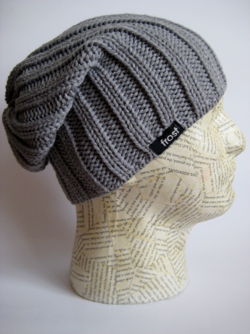Slouchy Beanie Hat for Men. Loading zoom 66b16c85483