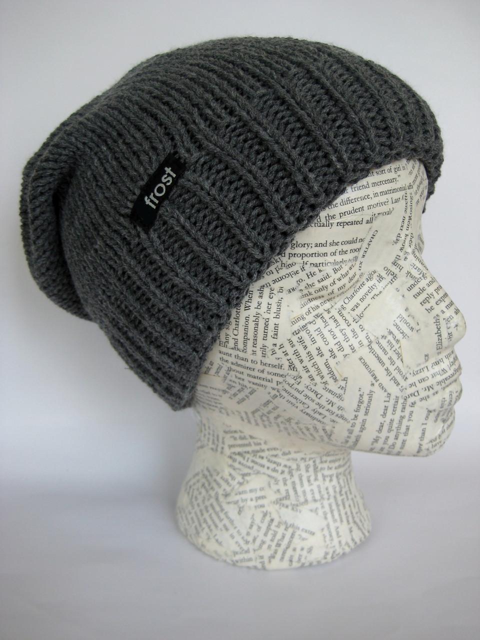 Slouchy winter hat for women. Loading zoom 67fa5dd130b