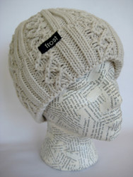Warm winter hat for women