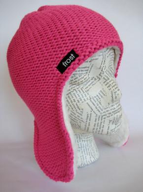 Ushanka style hat for girls
