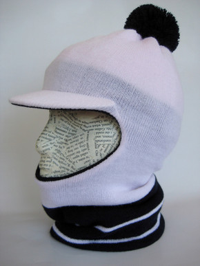 Balaclava hat for girls