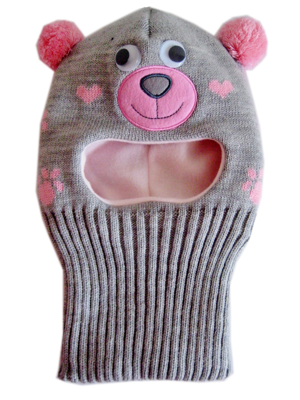 Animal Balaclava Hat for Girls 1ac8c90d3875