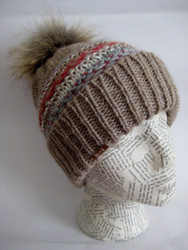 Woolen winter hat for women