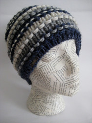 Warm winter beanie for women
