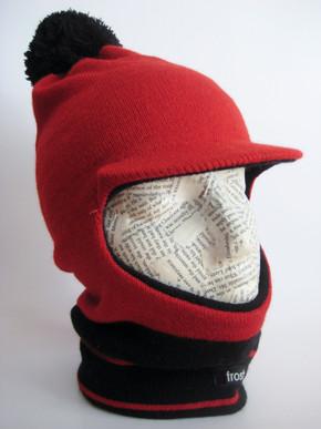 Winter balaklava hat for boys