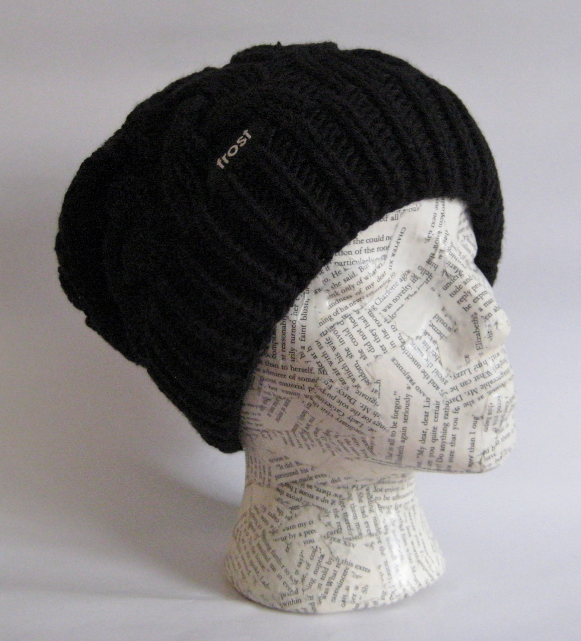 73dbfafaa37 Slouchy winter hat for women. Loading zoom