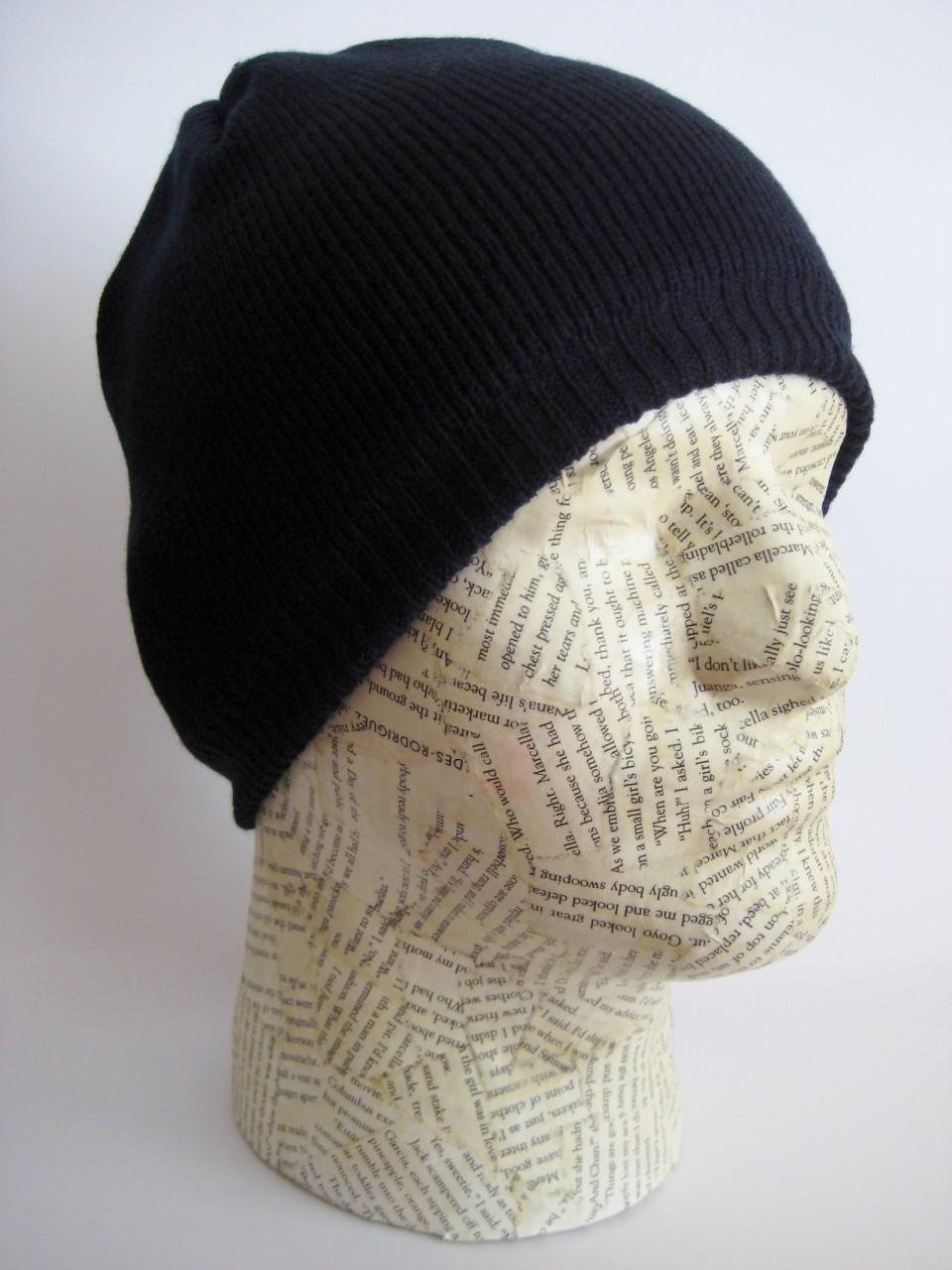 Men Winter Beanie Hat M-184. Skull beanie for men. Loading zoom a93f7866521