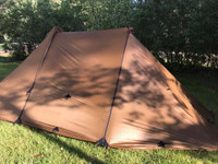 Lil' Bug Out Shelter - Base - Tarp - Vestibule