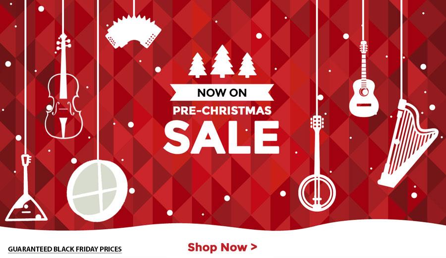 Irish Music Instruments Sale