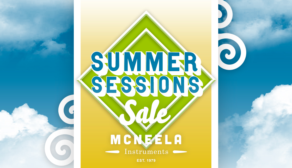 The McNeela Summer Sessions Sale 2020