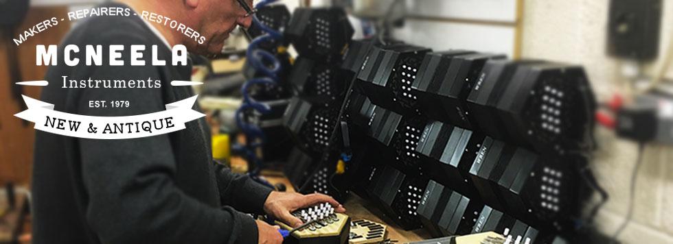 irish concertina maker