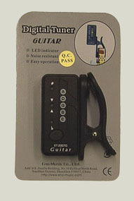 ENO Digital Clip-on Tuner for Guitar