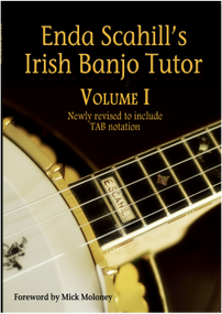 Irish Banjo book