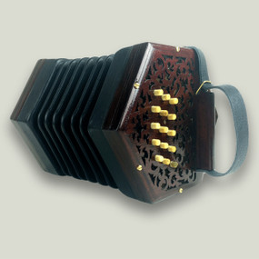 Reconditioned Lachenal concertina