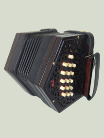 Lachenal Concertina No. 46380