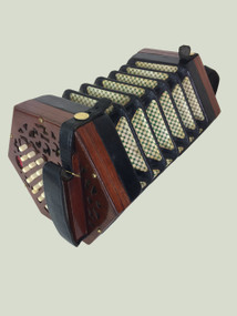 Lachenal Concertina No. 151503