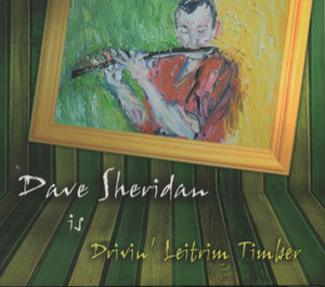 Drivin' Leitrim Timber by Dave Sheridan