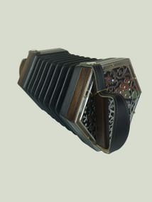 New Marcus Anglo Concertina  No. 819