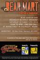 BEAR MART VENDOR REGISTRATION / OGT BEARFEST WEEKEND