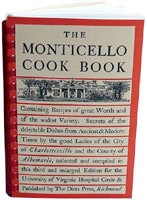 The Monticello Cookbook