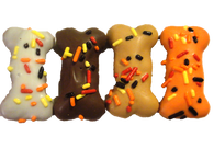 Fall Mini Bones (CASE OF 36 TREATS)