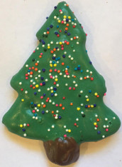 Christmas Tree (Case of 18 treats)
