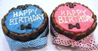 Bone Birthday Cake (Case of 4 cakes)
