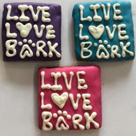 LIVE,LOVE,BARK Summer Treat (Case of 18 treats) NEW!!!