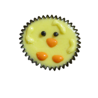 Chick Paw Cup (Case of 18 treats)