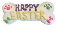 "6"" Happy Easter Bone (Case of 18 treats)"