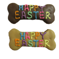 Colorful Easter Bones (Case of 18 treats)