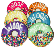 WOOF Donuts (Case of 18) NEW!!!