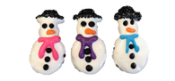 Mini Snowman (Case of 36 treats) NEW!!!