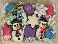 Winter Bliss Mini Treat Gift Box (6 Gift Boxes)