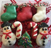Mini Snowman Gift Box (6 Gift Boxes)