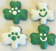 Mini Shamrock (Case of 36 treats)NEW!!!